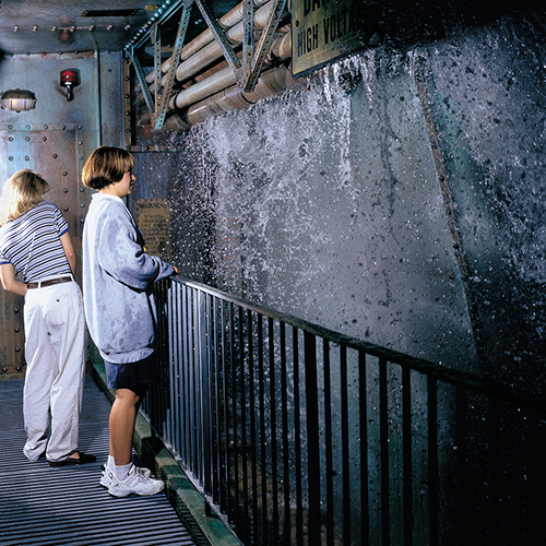 Kentwood Park - Flooding Chamber