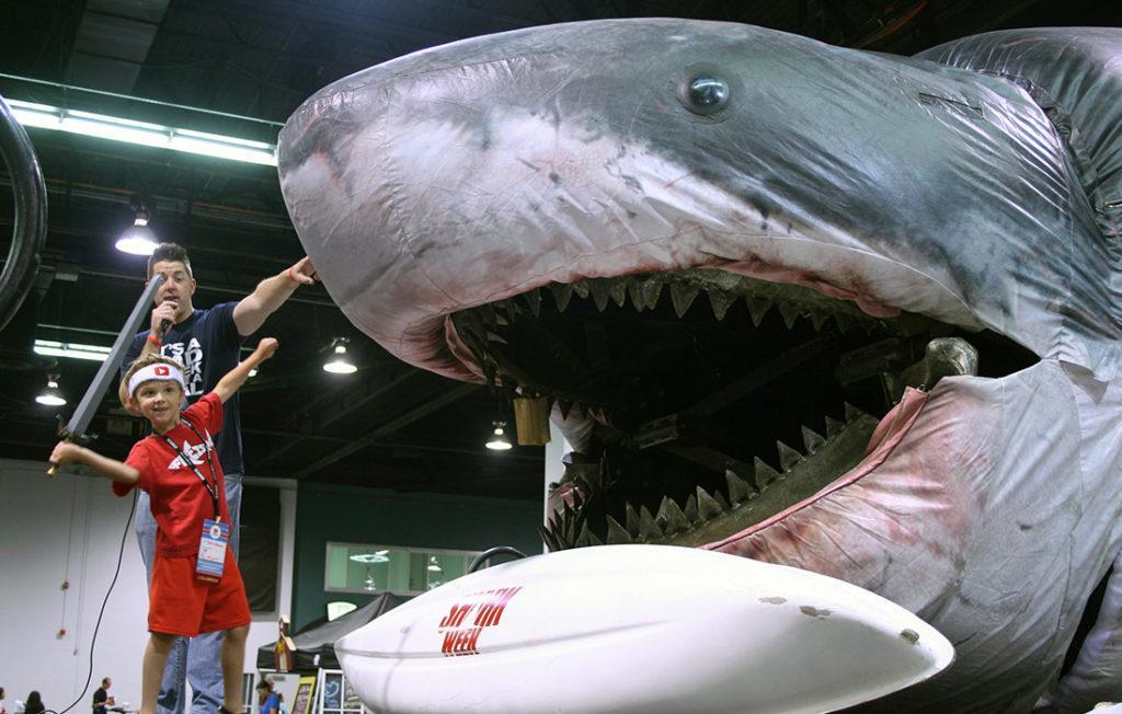 Sharkzilla - Vidcon