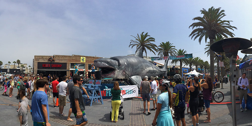 Sharkzilla - FinFest
