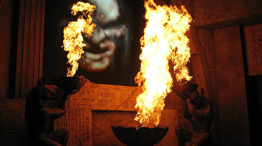 Fire Blasts