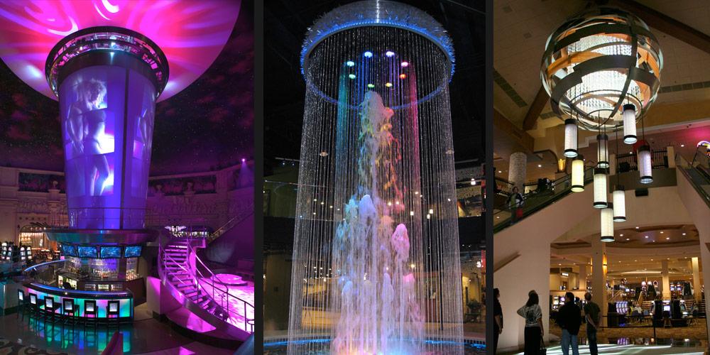 Harrahs New Orleans - AmericasMart - Sycuan Casino