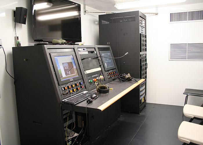 IEDBD - Control Room