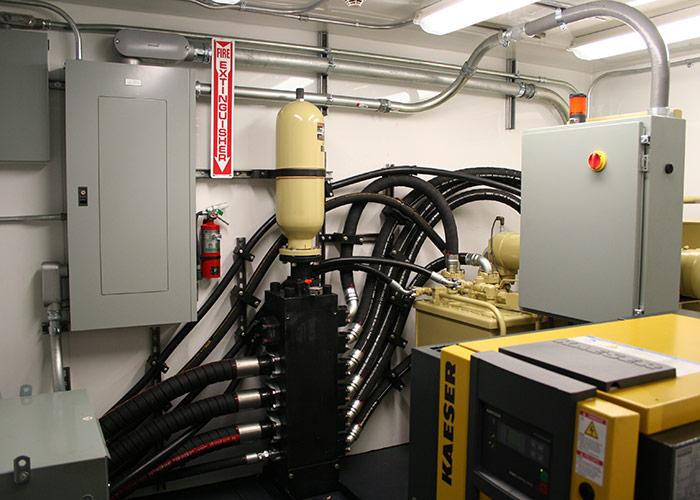 IEDBD - Mechanical Room