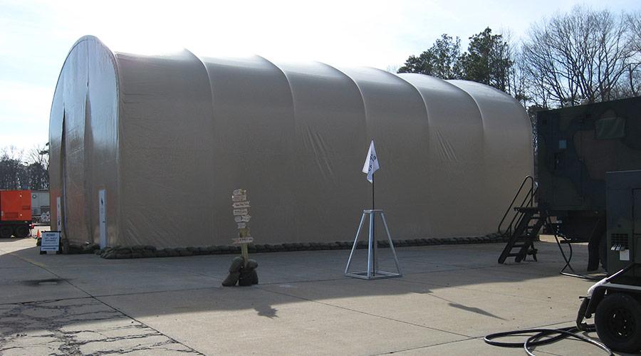 IEDBD - Tent