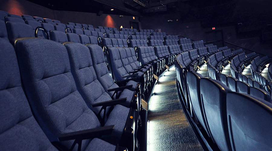 Standard 4D Theater Seats