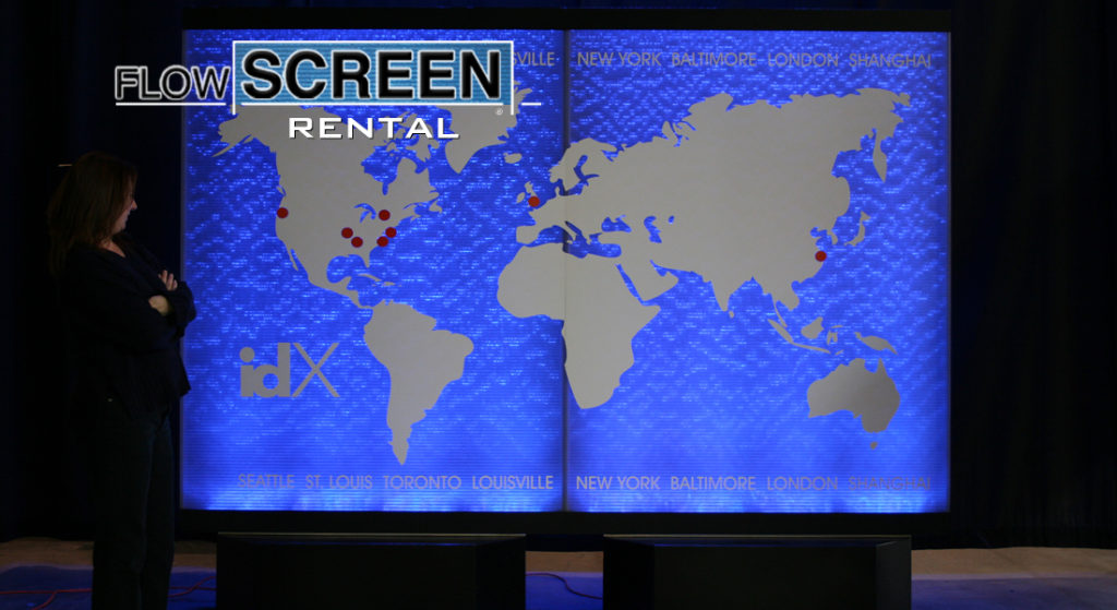 Flowscreen® Rental