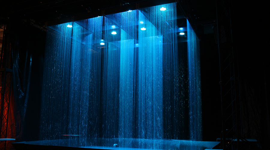 Water Web Water Maze