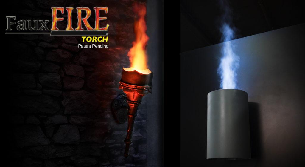 FauxFire® Torch