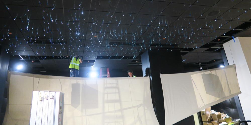 Fiber Optic Ceiling