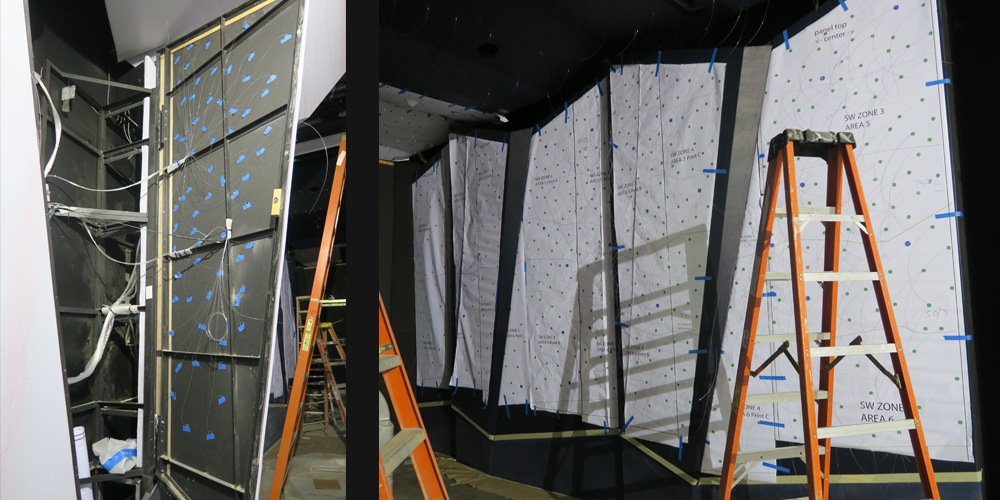 Fiber Optic Walls and Ceiling