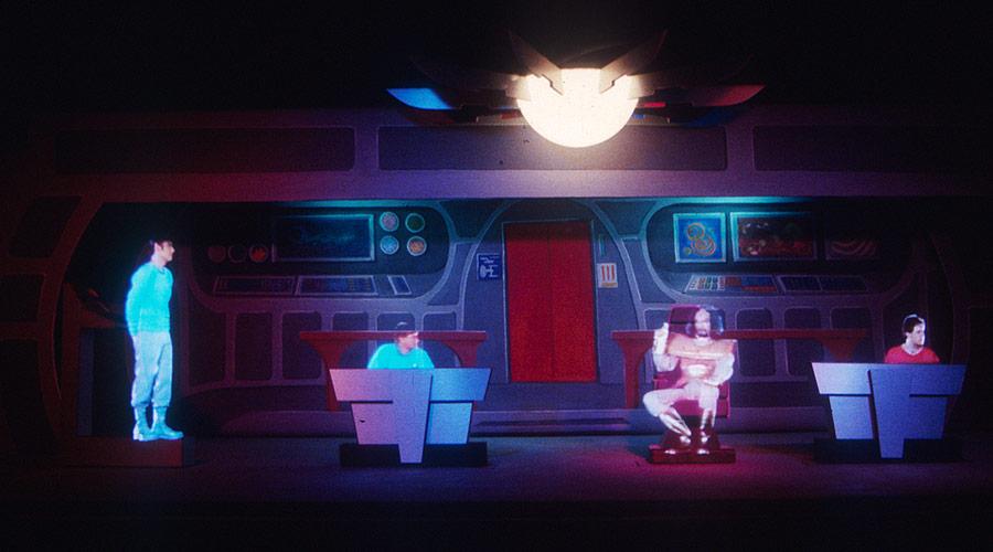 Trade Show Displays - Techniscan (Pepper's Ghost)