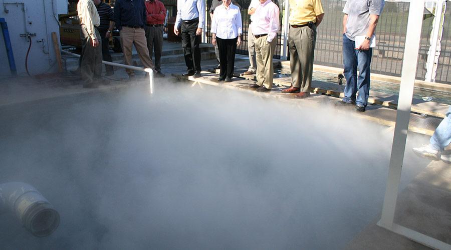 Low Level Fog Testing