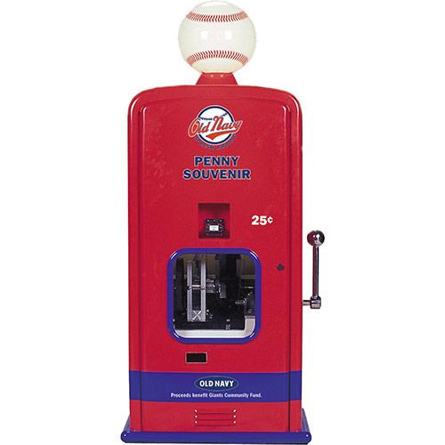 Custom Penny Press Machine