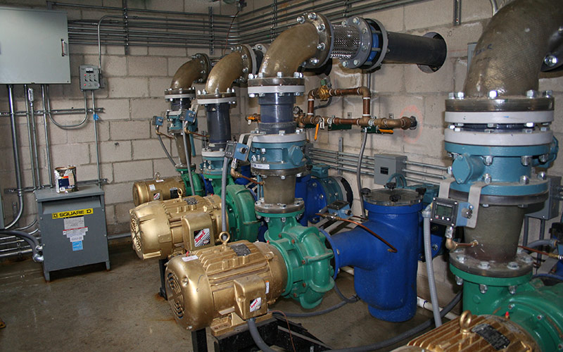 Fountain Pump System