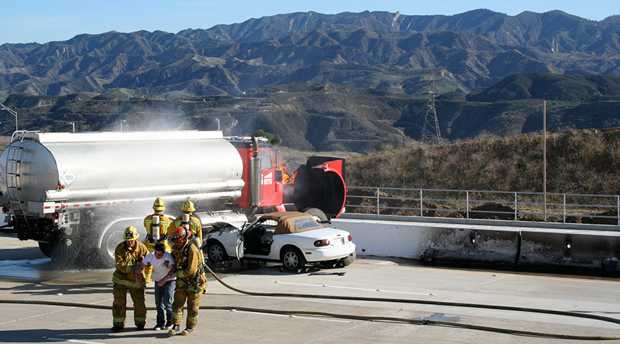LACOFD Hazmat Training