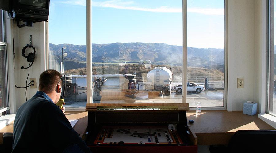 LACOFD Hazmat Training - Control Room