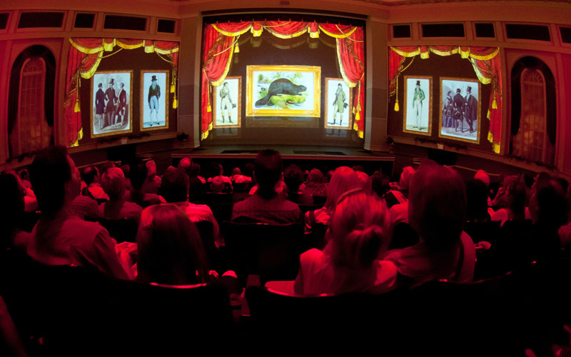 4D Theater Seats, In-Theater Effects and Stage Effects
