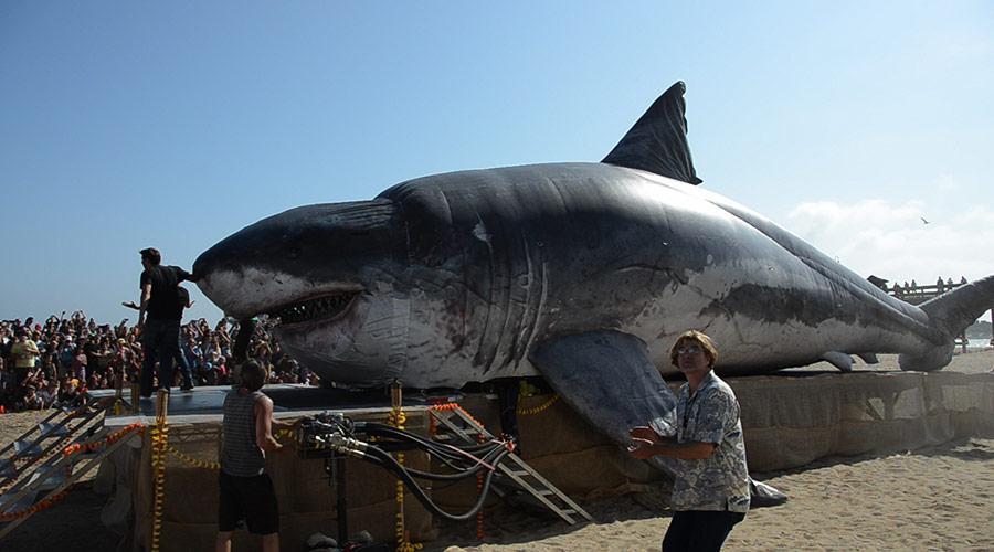 Sharkzilla