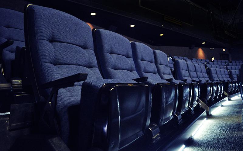 4D Theater Seats