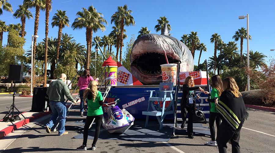 Sharkzilla Las Vegas