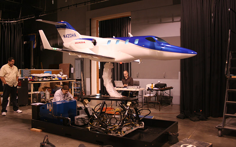 Honda Jet - Motion Base