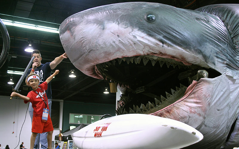 Discovery Channel - Mechanical Shark