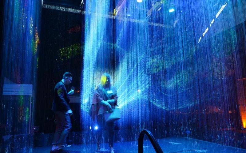 Water Web - Water Maze
