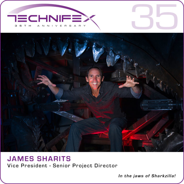Jim Sharits - Team Technifex