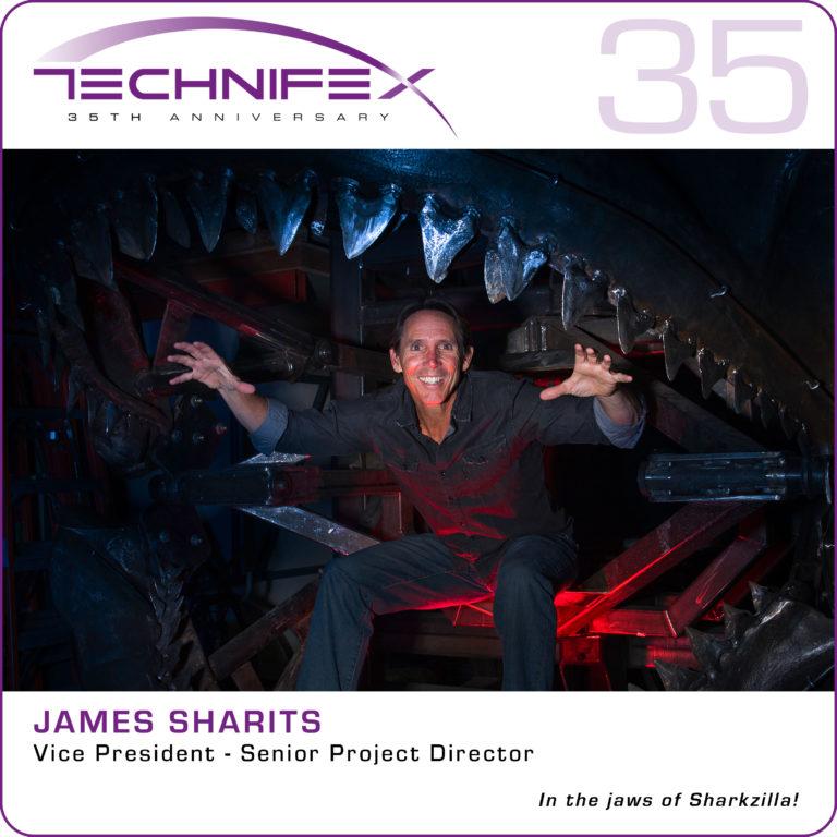 Jim Sharits - Team Technifex