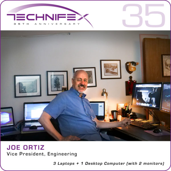 Joe Ortiz - Team Technifex