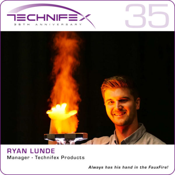 Ryan Lunde | Team Technifex